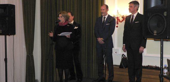 Благотворителен бал в Българското посолство в Лондон